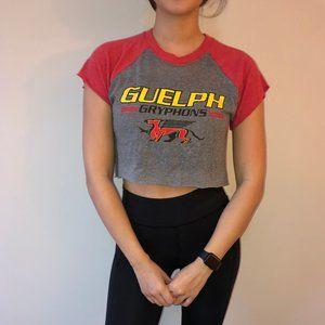 Tops - UNIVERSITY OF GUELPH TSHIRT